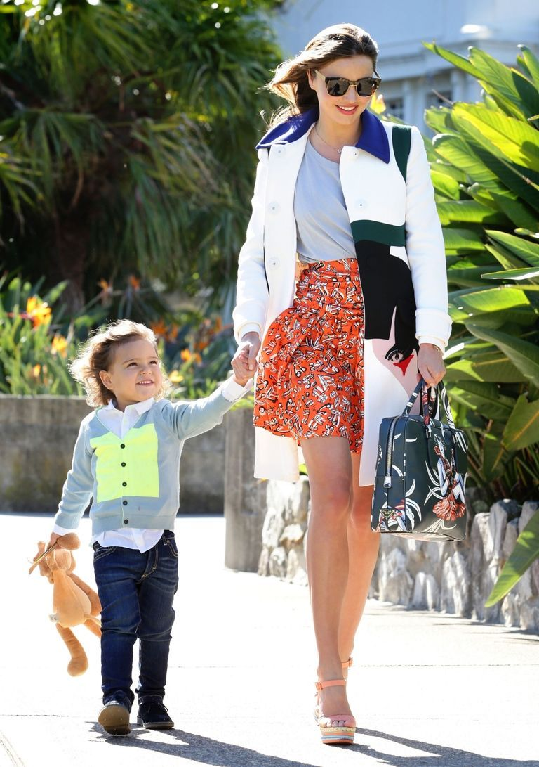 Miranda Kerr Opens Up About Her Son Flynns Relationship With Katy Perry