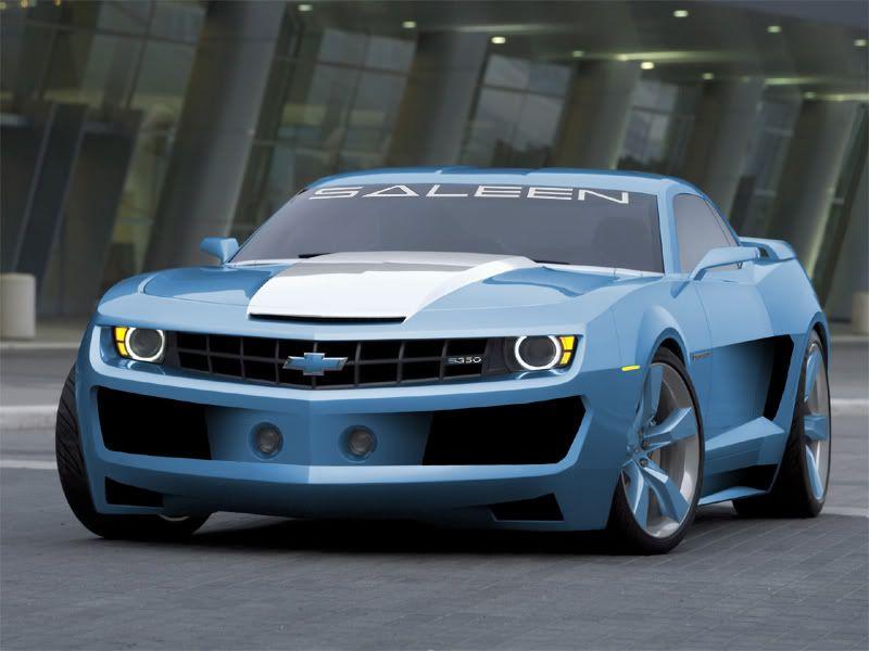Saleen Camaro This Will Happen Camaro Camaro Concept Chevrolet Camaro