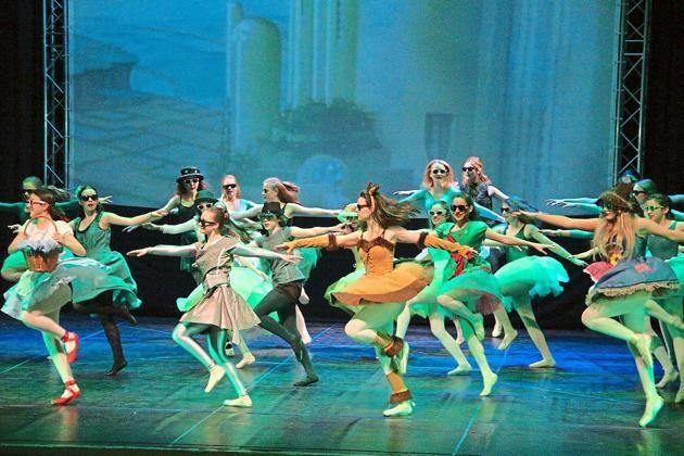 Großen Applausgab es am Wochenende für die Kinder und Jugendlichen, die den Zauberer von OZ in zwei Aufführungen präsentierten.
