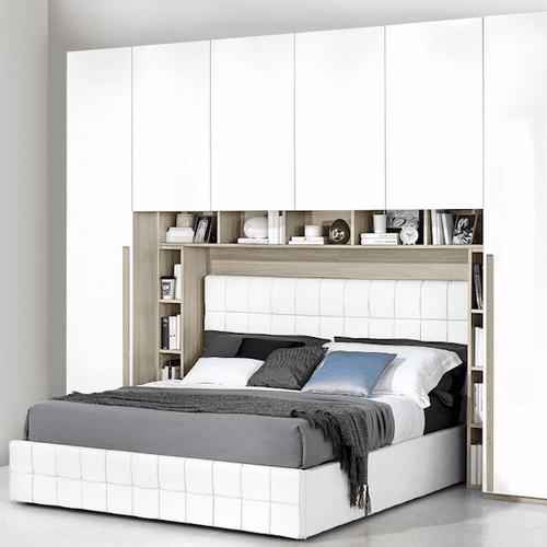 Armadio a ponte: camere da letto spaziose e organizzate ...