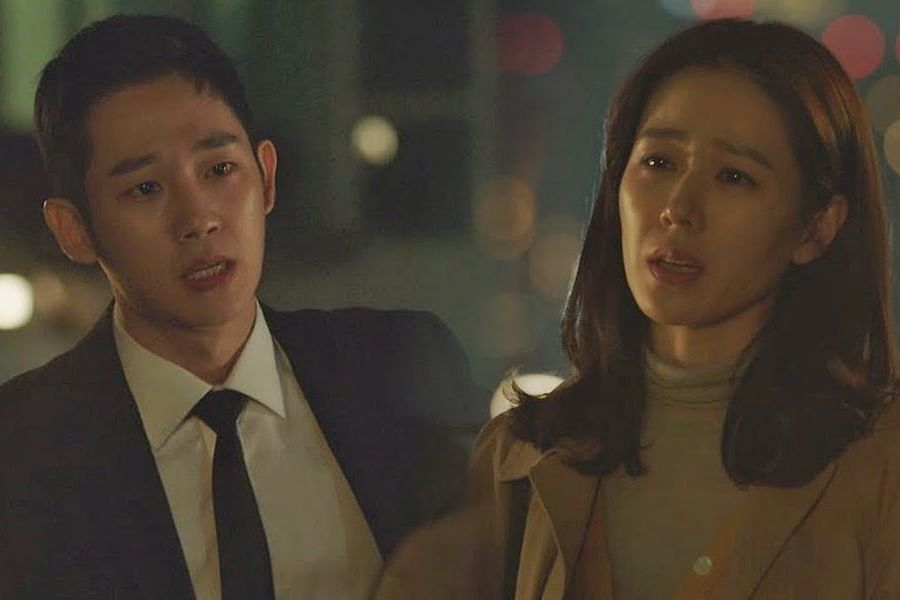 """Watch: """"Pretty Noona Who Buys Me Food"""" Teases Potential Breakup In Preview"""