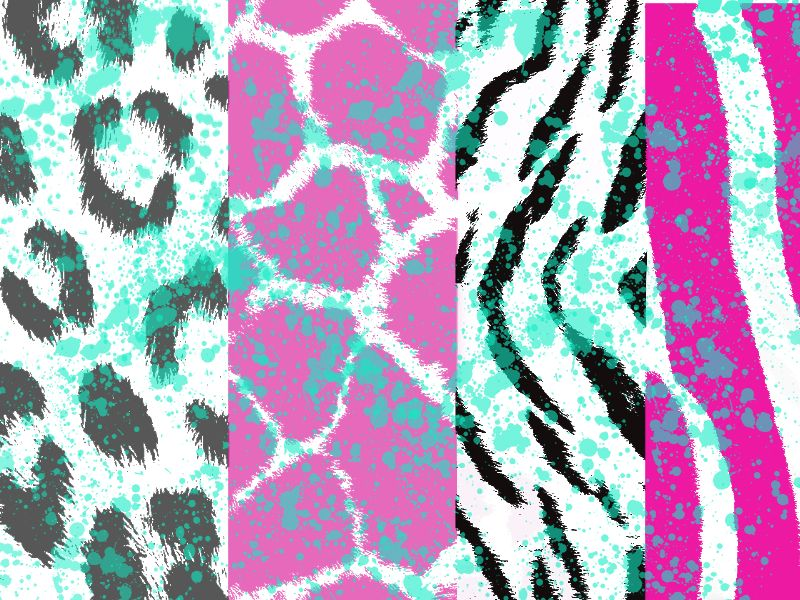 Animal print backgrounds animal print background by for Leopard print wallpaper