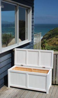 Boxseat Indoor Outdoor Storage Outdoor Garden Planters Outdoor