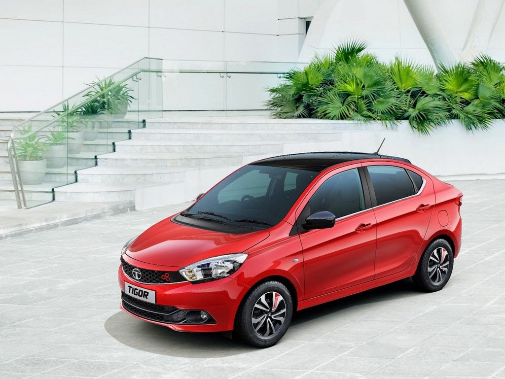 Tata Tigor BUZZ Price Starts At Rs. 5.68 Lakhs Tata