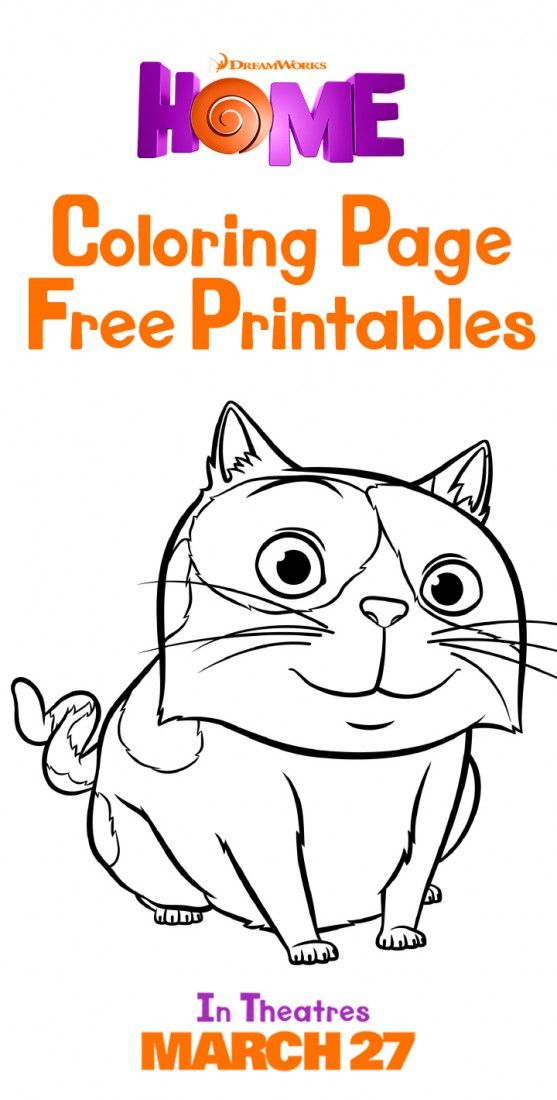 Printable Coloring Page Color Your Favorite Characters From Home Sponsored By DreamWorks