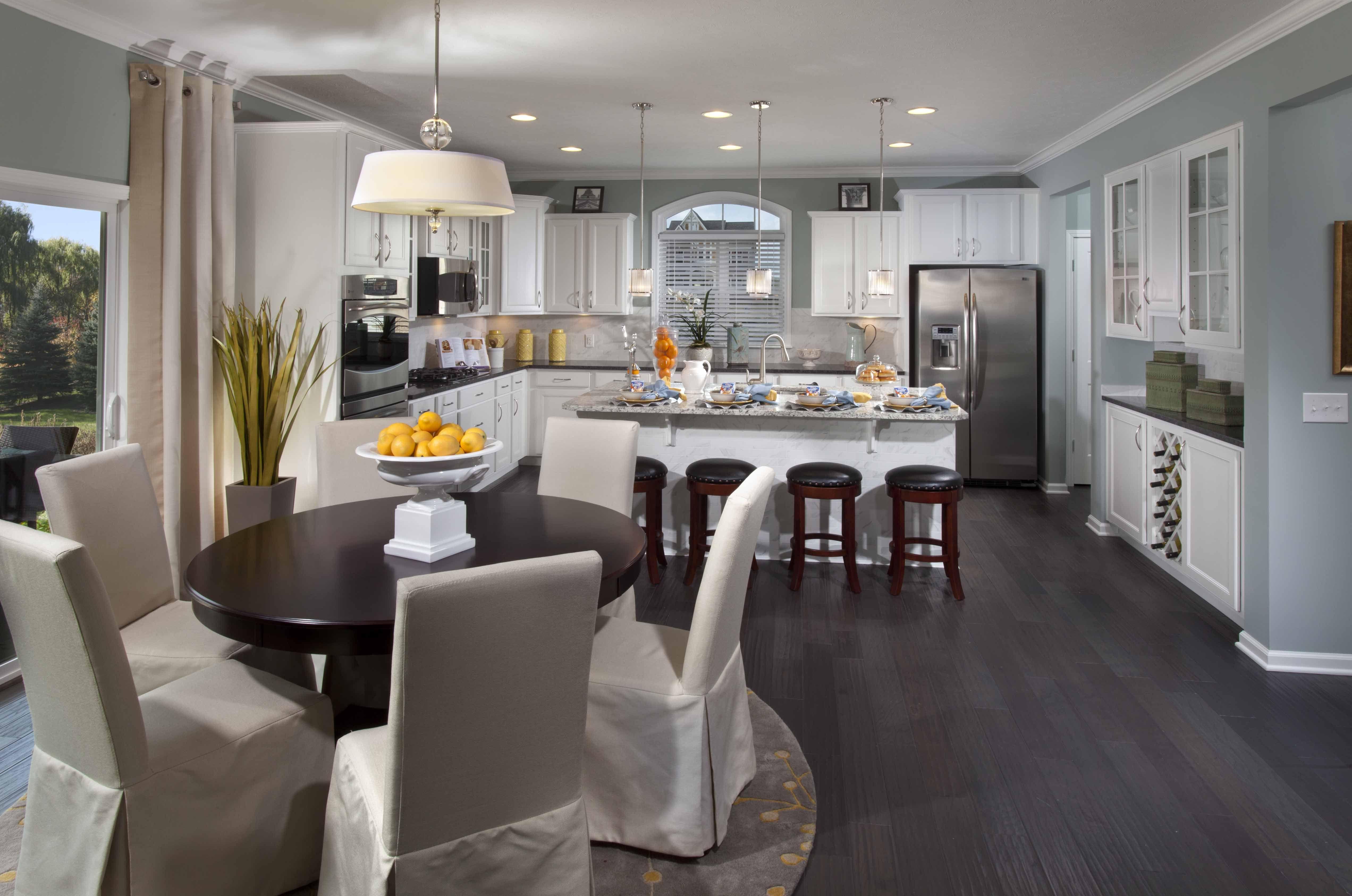 ryland southill model at blackstone kitchen - Blackstone Home Design