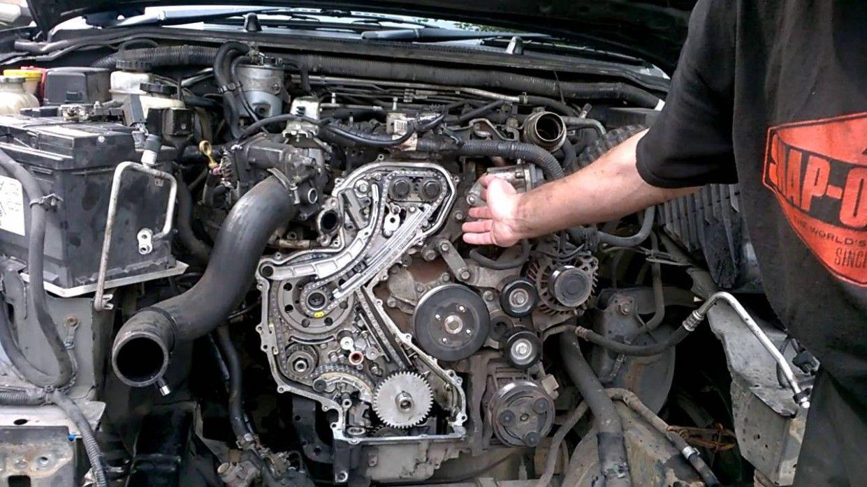 Nissan Yd4 Engine Timing Diagram Di 2020