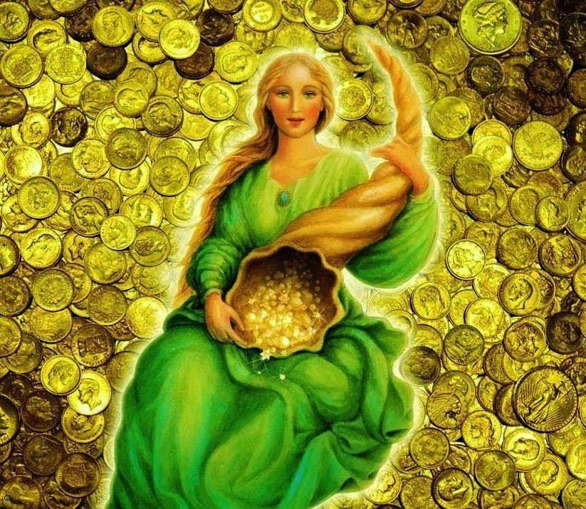 интерьере богиня процветания фото всему годы там