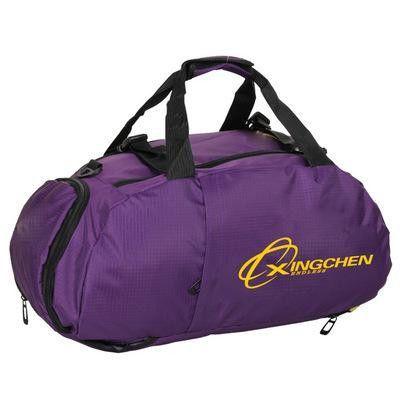Men large capacity durable Nylon bags dual function Messenger Bags gym sport bag shoes for women 7 Colour