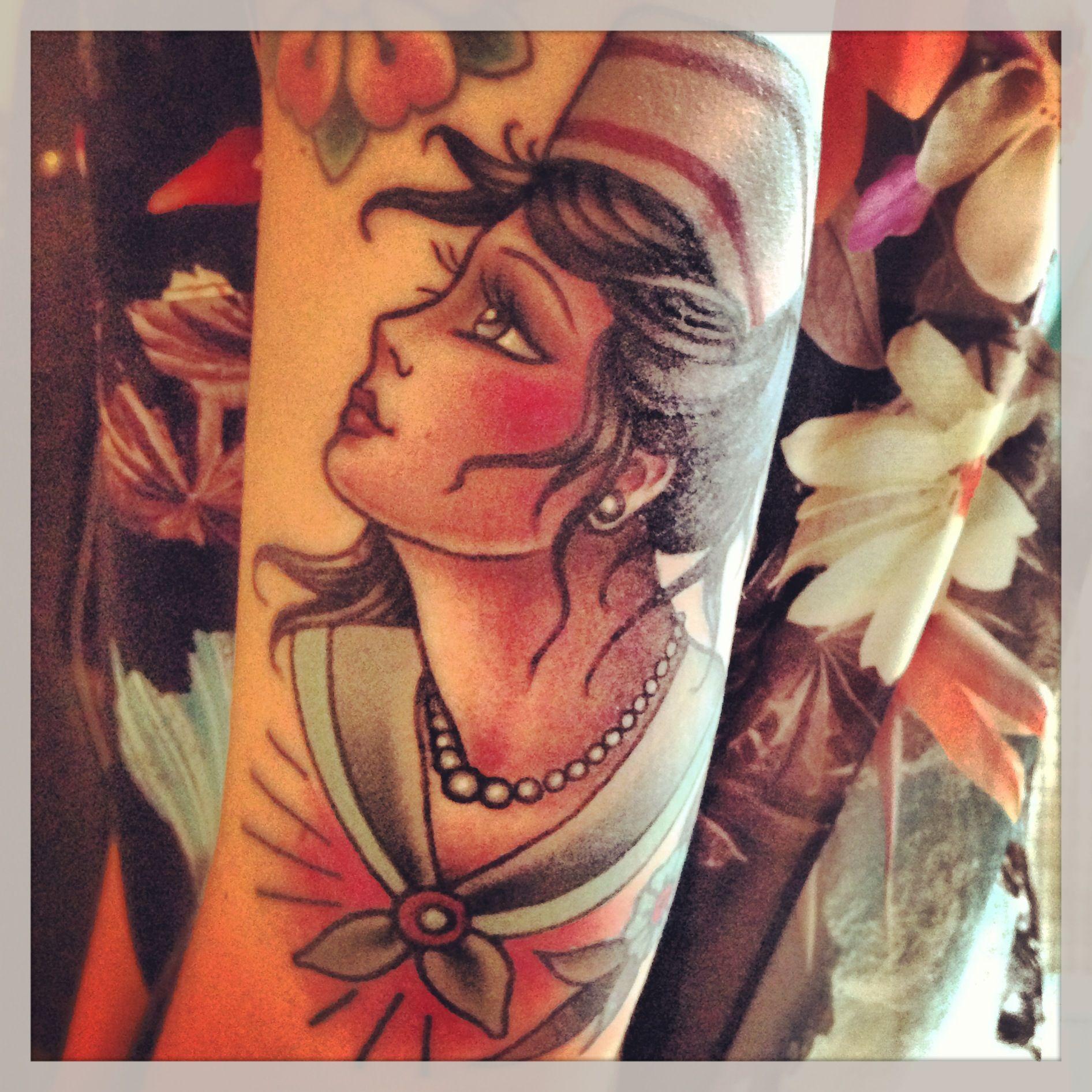 Tattoo Ideas Nurse: Nurse Tattoo By WT Norbert