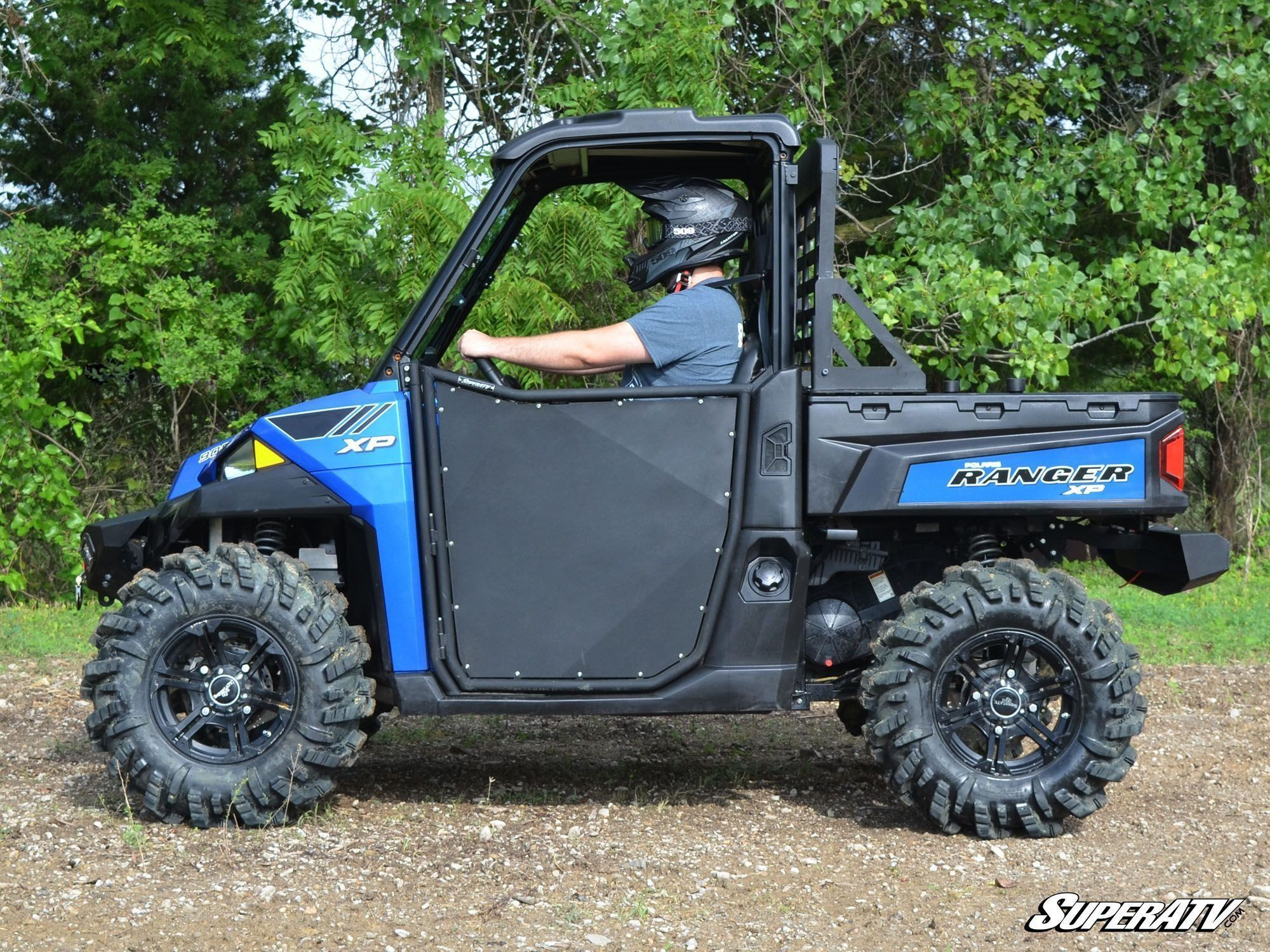 Details Ranger Fullsize Headache Rack Why We Make It Help Protect Yourself And Your Passengers In Your Polaris Ranger Ranger Polaris Ranger Window Protection