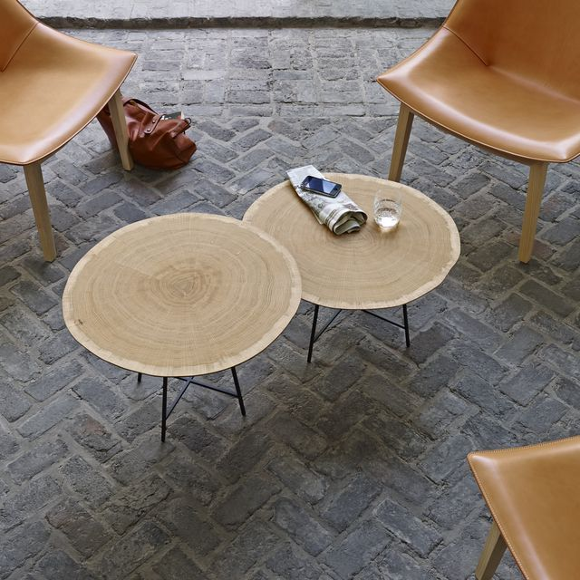 Tables Basses Alburni Lucidi Pevere Cinna Mobilier Contemporain Table Basse Ligne Roset Table Basse Ronde