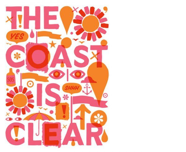 The Coast is Clear, 60s vibe