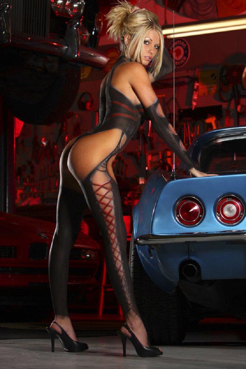 ashly dieter big ass blonde | girls & cars | pinterest | girl car