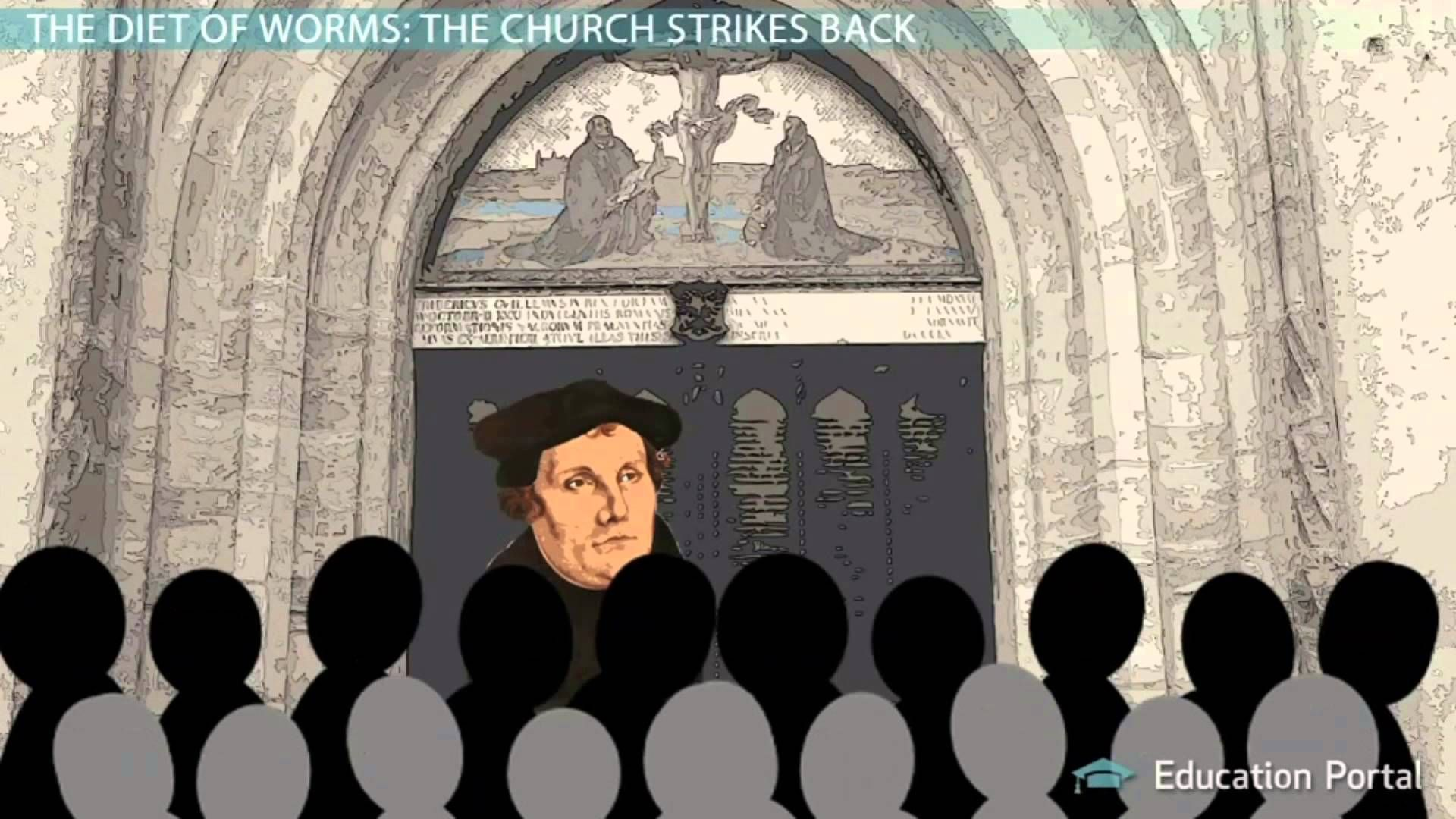 Martin Luther The 95 Theses And The Birth Of The