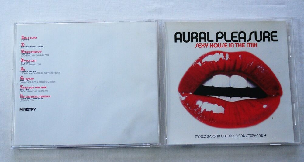 Aural Pleasure Sexy House In The Mix CD Musi… | Ebay, ELVIS