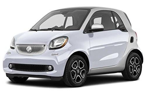 Awesome 2017 Smart Fortwo Prime Coupe Moon White Matte Smart