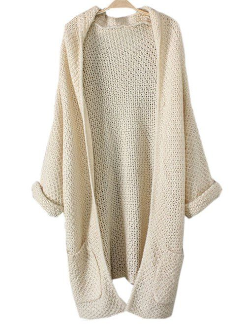 Chunky Cardigan with Pocket - PALOMINO ONE SIZE