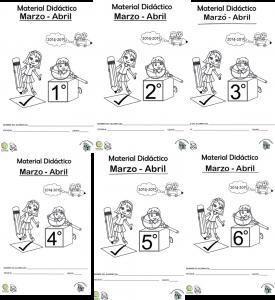 Material didactico de primaria cuarto bimestre todos los for Programa de cuarto