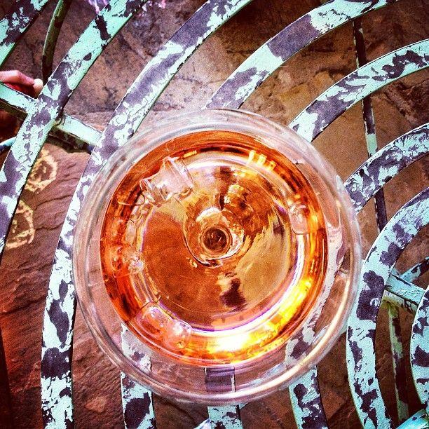 #BeckerVineyard #wine #iron #glass #wineglass #bbq #sunday - @kodymelton- #webstagram