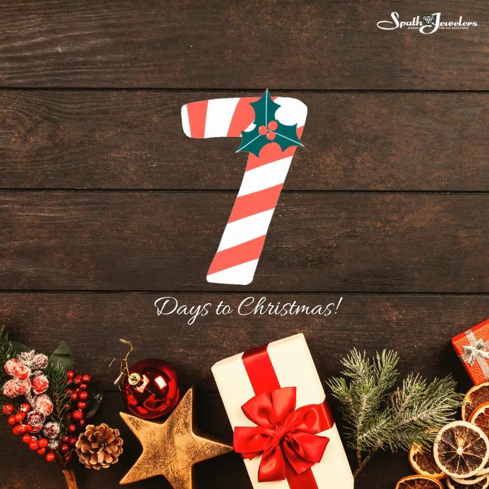 Joyful and Triumphant🎄❄️  #MerryChristmas #CountdownForChristmas #HolidayGreetings #SpathJewelers #Bartow #Valrico #Florida