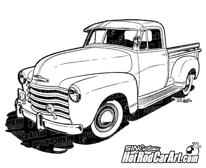 1947 chevrolet classic truck