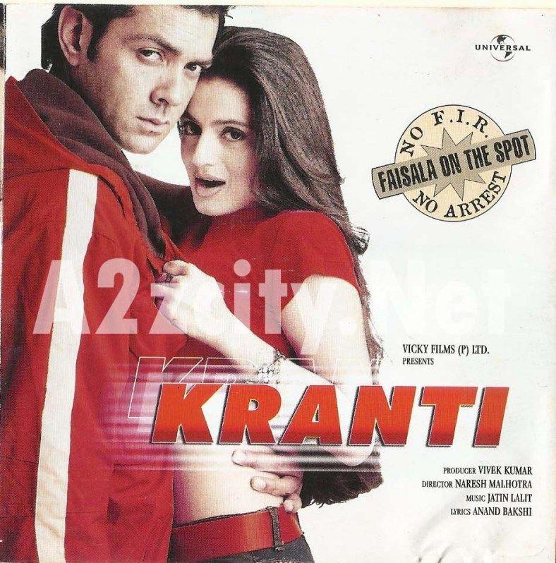 Kranti 2002 Mp3 Vbr 320kbps Bollywood Songs Songs Mp3