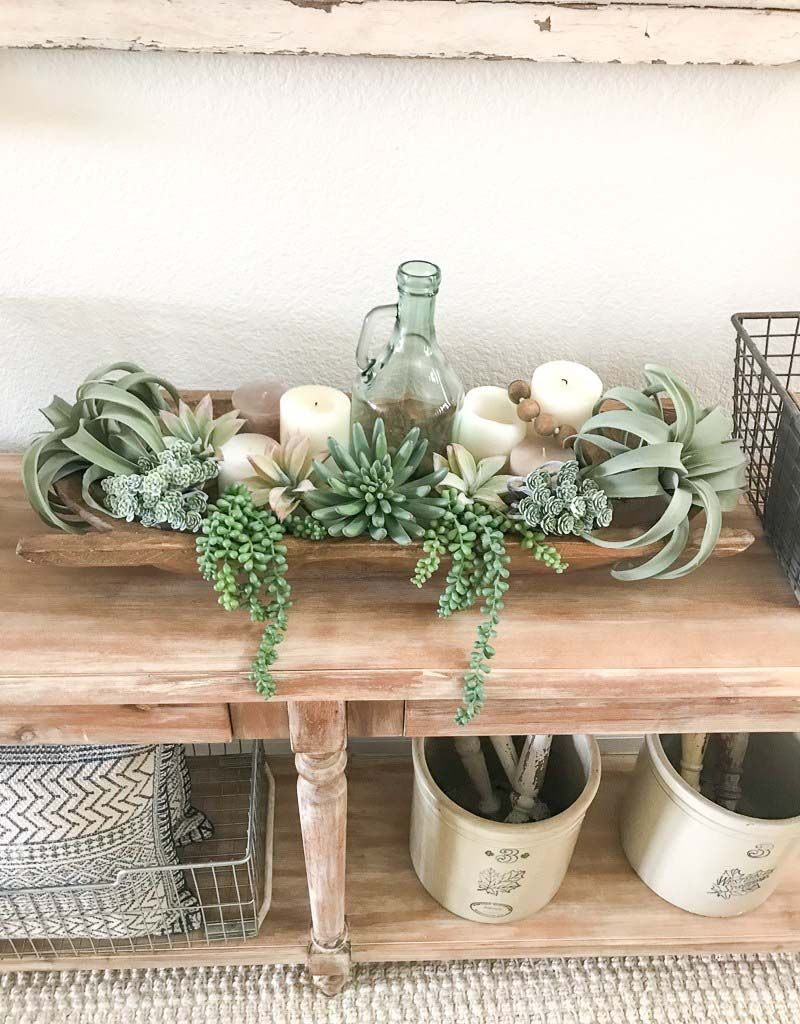 26 Beautiful Decorating Ideas To Celebrate Spring Using Dough Bowls