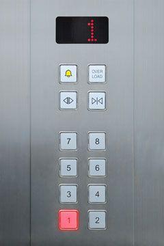 an elevator control panel elevators pinterest