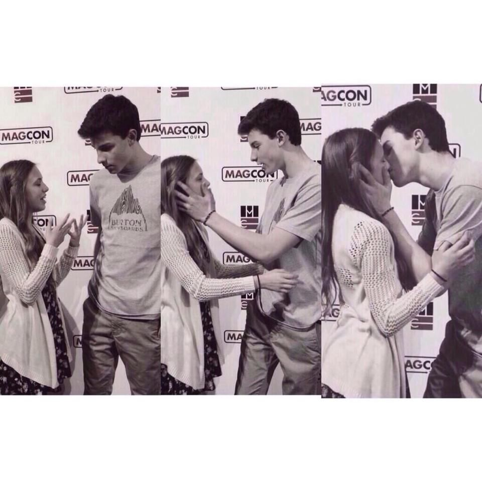 This Girl Asked Shawn To Do A Stage Kiss With Her Id Be