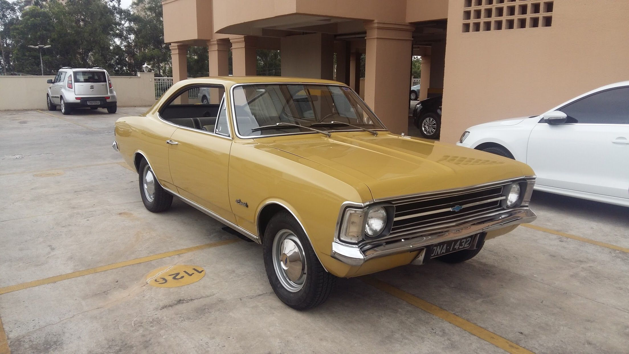 Pin De Arthur Cabrera Em My Cars Chevrolet Opala Opala Opala