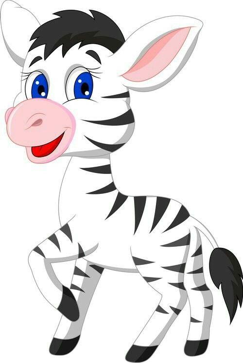 Cartoon Zebra Images