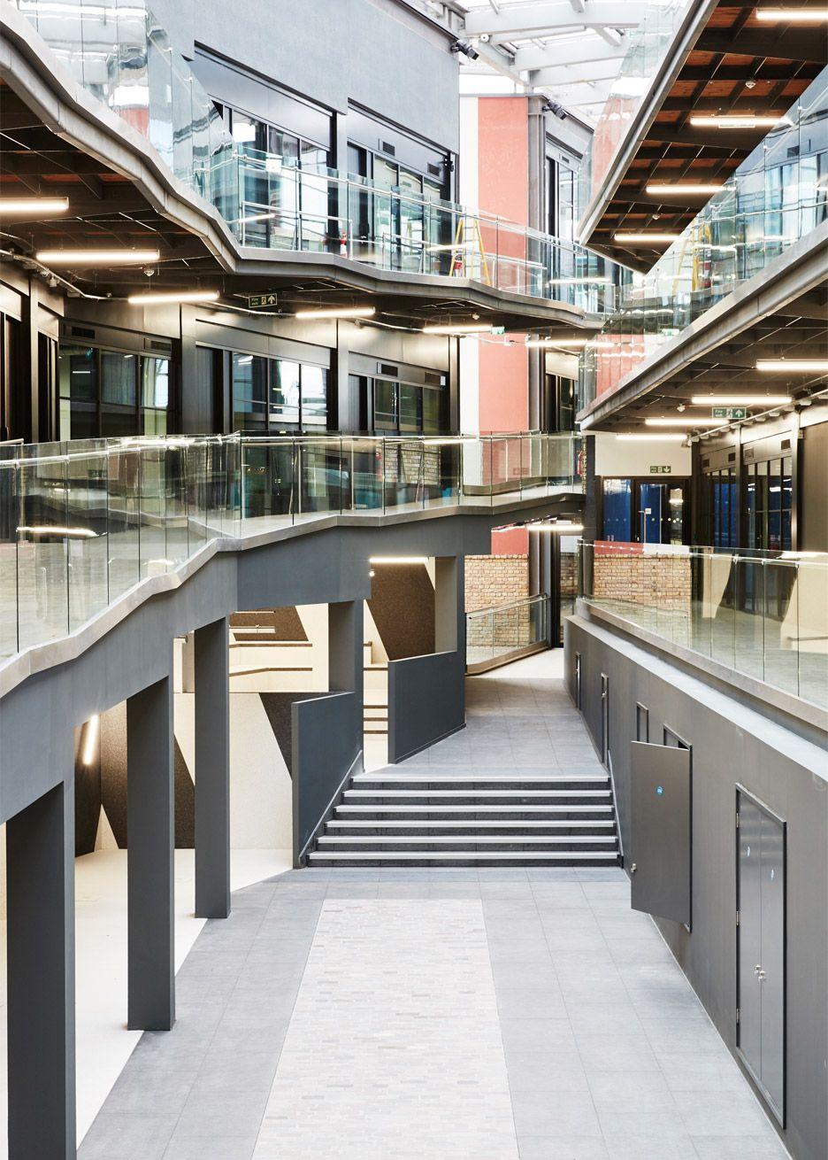 Tom Dixons Atrium coworking space opens in London Tom dixon