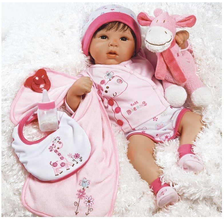 Realistyczna Reborn Z Winylu Cala Wyprawka Cudowna 5409723911 Oficjalne Archiwum Allegro Real Looking Baby Dolls Baby Dolls For Kids Life Like Baby Dolls