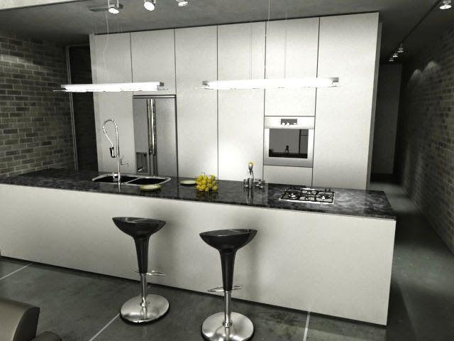 Consejos para diseñar cocinas modernas y funcionales de estilo ...