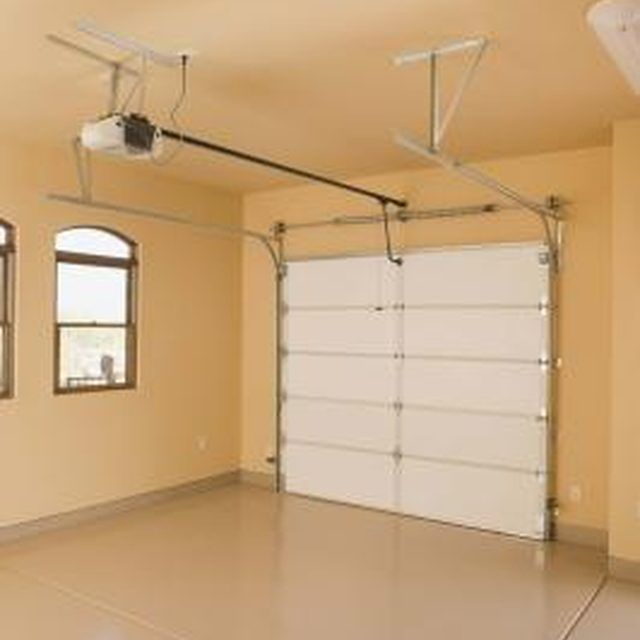How To Temporarily Convert A Garage To A Guest Bedroom Hunker Overhead Garage Door Garage Decor Garage Renovation