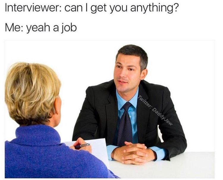 Pin By Michael F Pichette On Humor Pinterest Job Interview