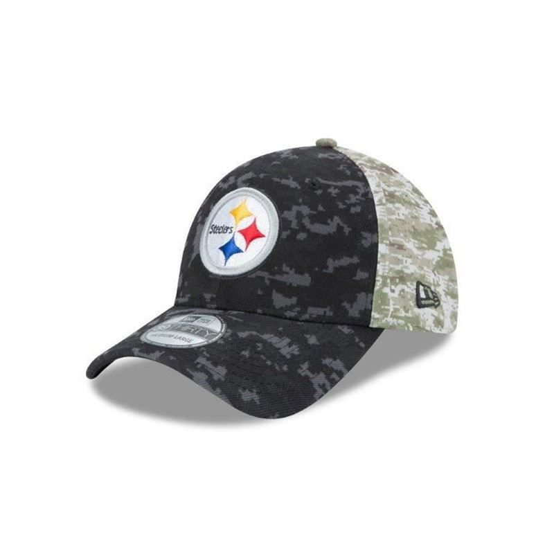 e5504472f7a4 Support our military this year by wearing our New Era Salute to Service  Camo on field cap