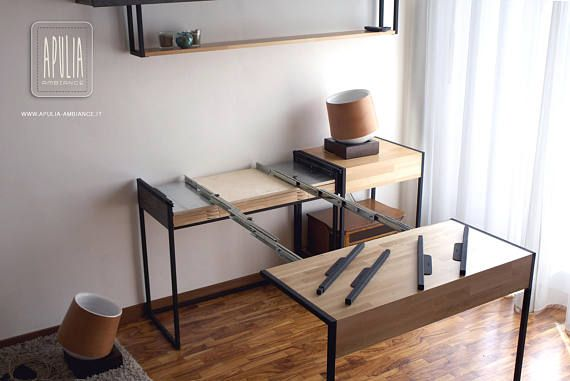 Consolle Table Extensible Console Extensible Table Console Extensible Table A Repasser