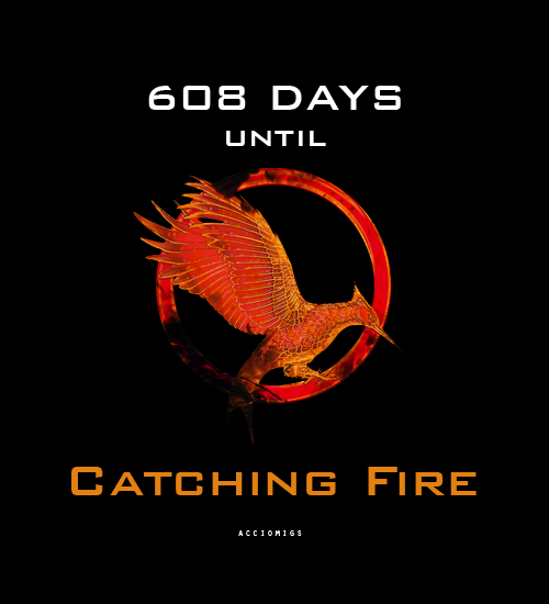 Just a mere 608 days.