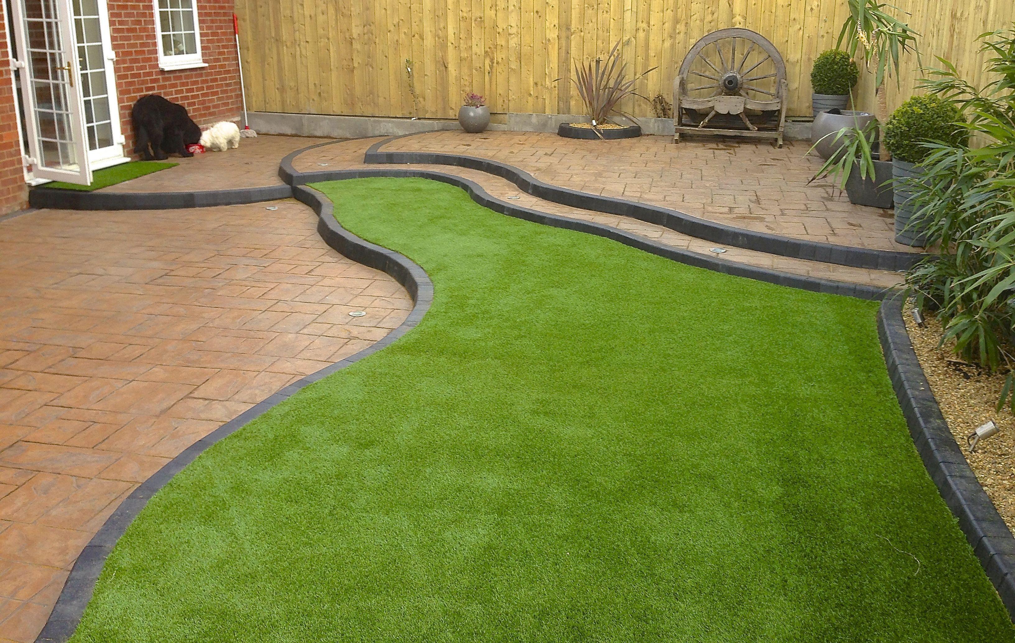 Garden Design With Artificial Grass artificial grass in a garden | artificial materials in a garden