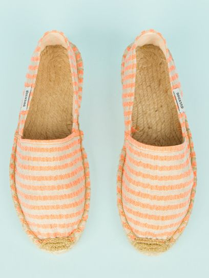 Soludos x Opening Ceremony Espadrille Collaboration: Style: teenvogue.com