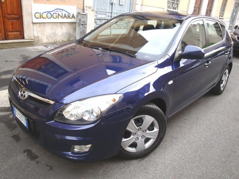 Hyundai i30 1.4 16V 109CV 5p   Auto, Auto usate, Automobile