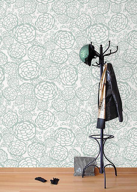Cool Wallpaper Making A Serious Decorative Comeback