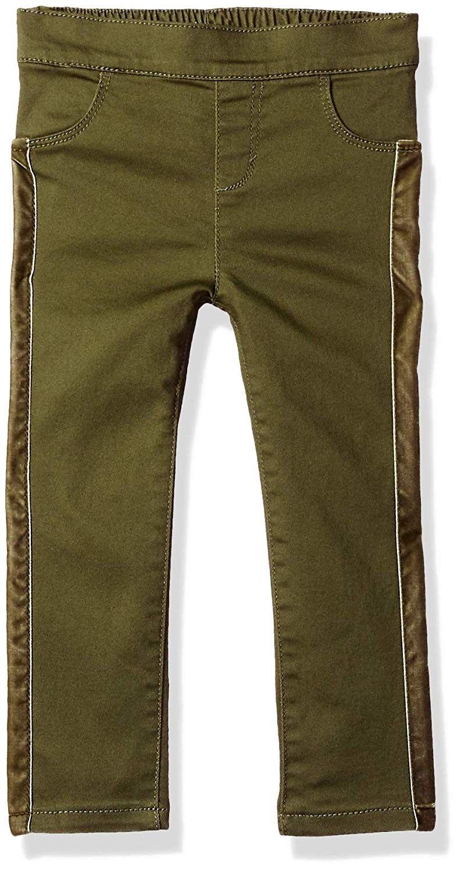 Pro5 Girls School Uniform Stretched Skinny Spandex Pant Navy//Khaki 8~16