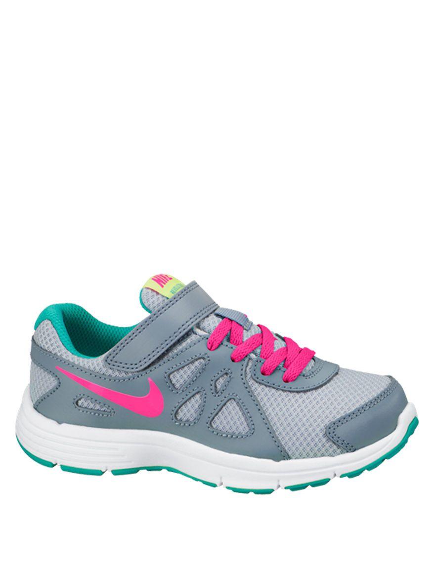 01d33e1c9d Nike Revolution 2 Running Shoes – Girls 11-3   Mini Me's   Girls ...