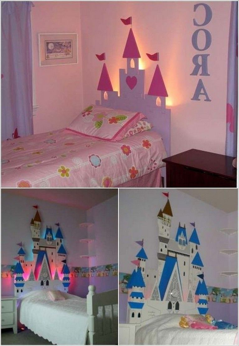 14 Beautiful Disney Bedroom Design Ideas For Your Children Page 10 Of Princess Diy Bedrooms