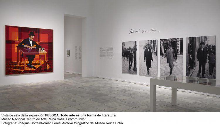 Vista De La Exposición Museo Reina Sofia Museos Exposiciones