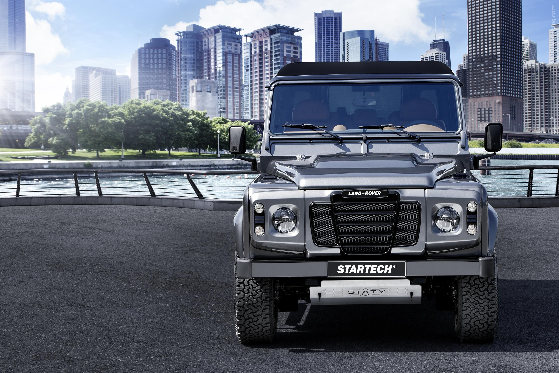 2015 Land Rover Defender Sixty8 от ателье Startech