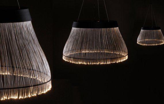 Black Fiber Lamp From Refer Staer Fiber Optic Lighting Lamp Cool Lighting